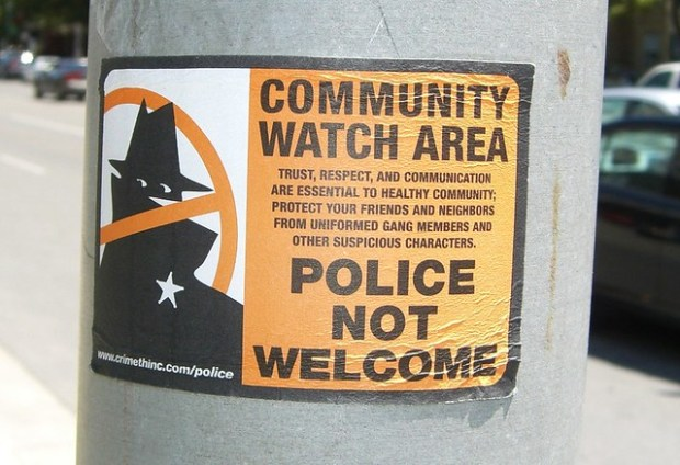 Policing and community