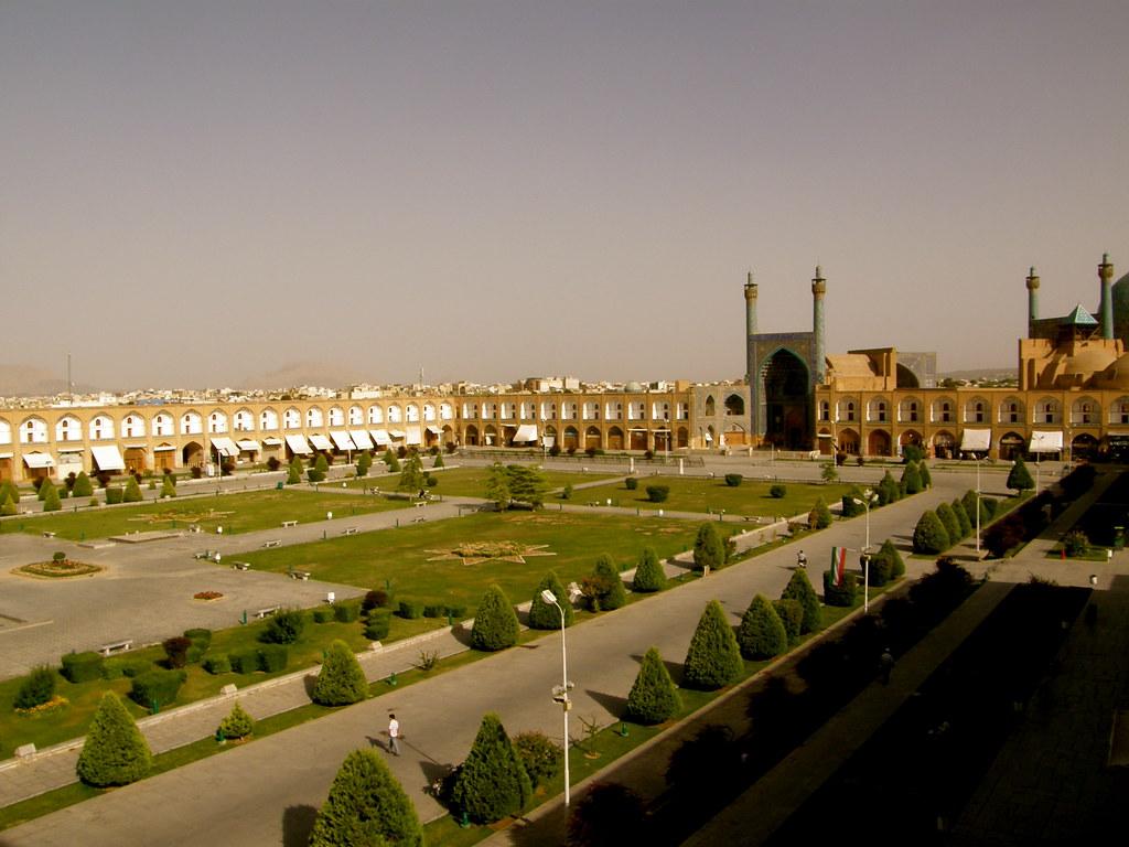 Imam Square, Esfahan