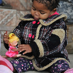 african american girl doll black