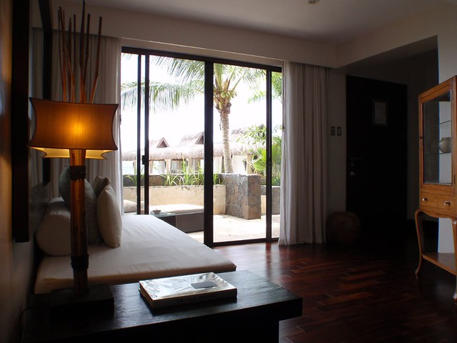 Abaca resort room 2