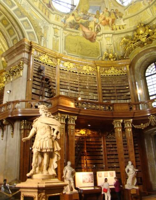 Biblioteca Nacional de Austria-Viena 09 Patrimonio de la Humanidad Unesco