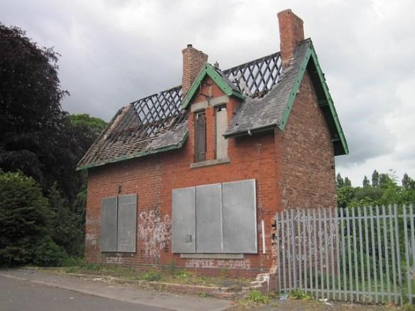 East Lodge, Eston