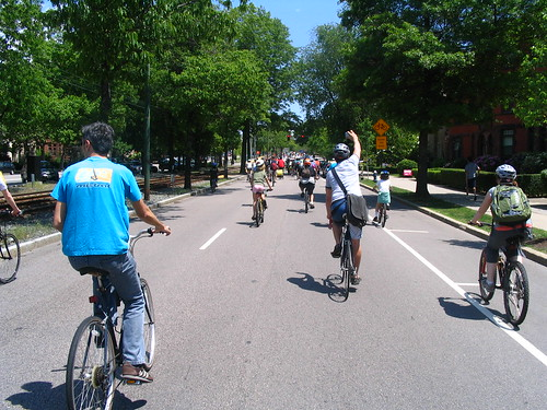 Brookline Bike Parade