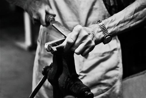The Cutler's Hands
