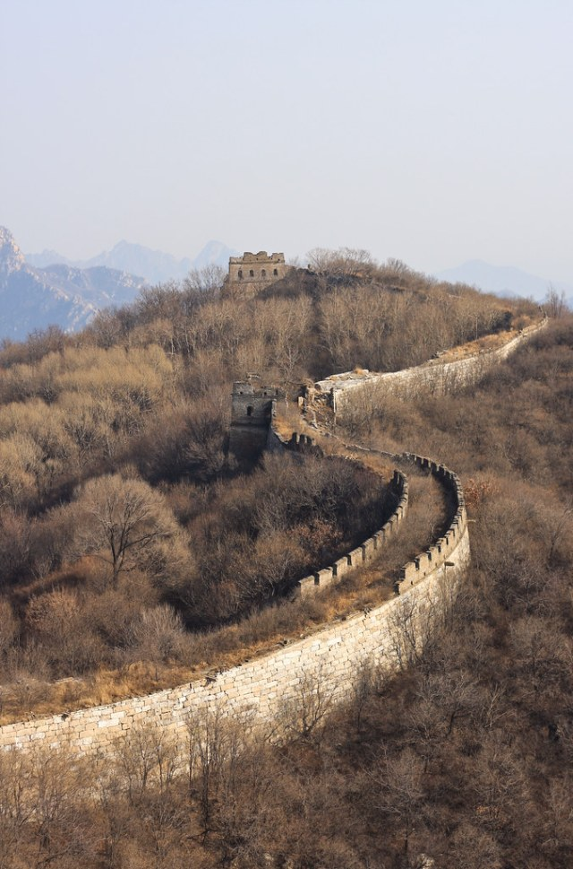turn // mutianyu great wall