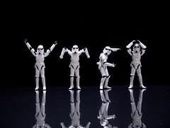 Recreando clásicos -YMCA/Star Wars-