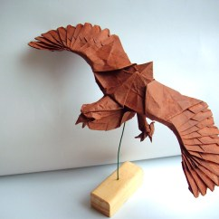 Origami Eagle Instructions Diagram Fender Guitar Wiring Diagrams The Animals Of Matthieu Georger Twistedsifter