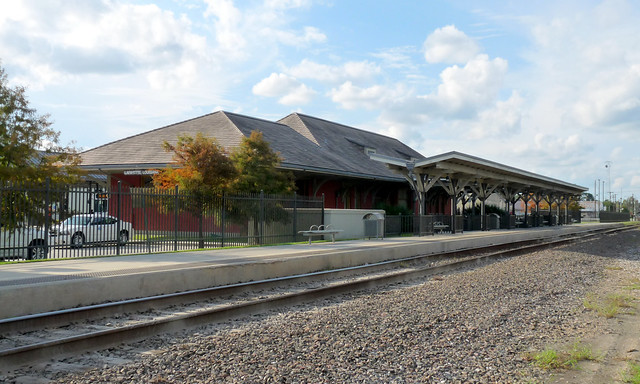 Lafayette La Amtrak Flickr Photo Sharing