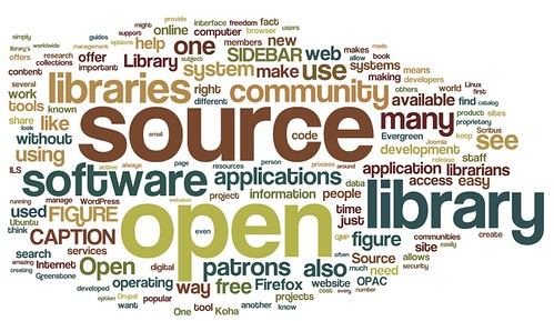 Open Source Word Cloud