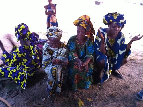 Iberekodo Leper Colony Abeokuta - The Women by Jujufilms