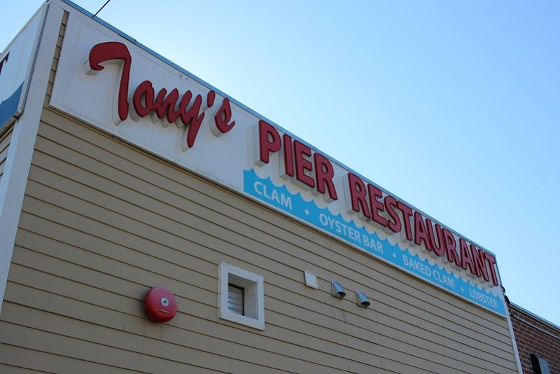 Tony's Pier Restaurant