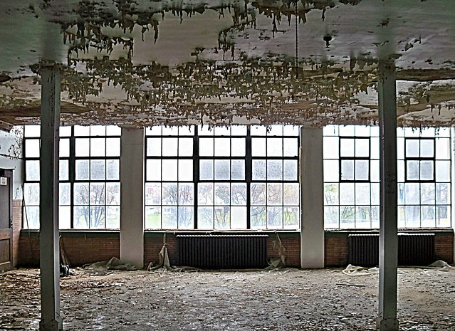 Abandoned Pennsylvania: Scranton Lace Factory