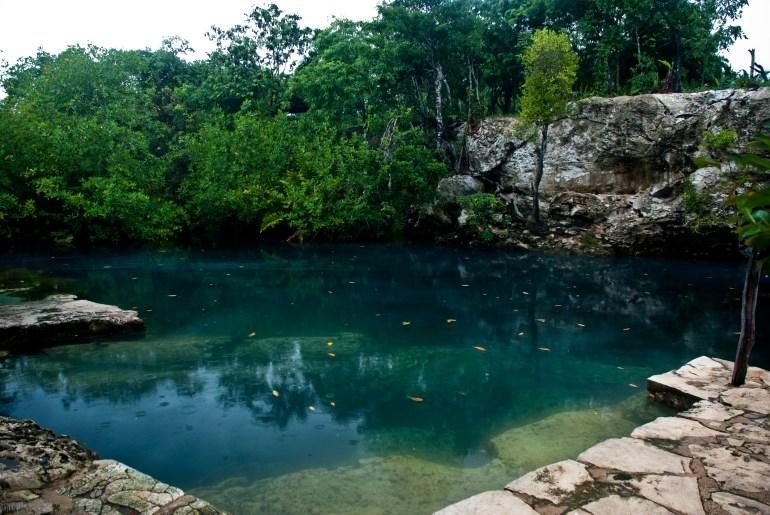 Cenote Cristalino, Riviera Maya, Q.R., Mexico