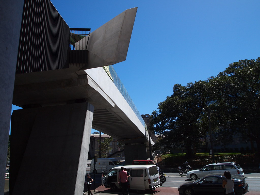 Jane Foss Russell Building At The University of Sydney