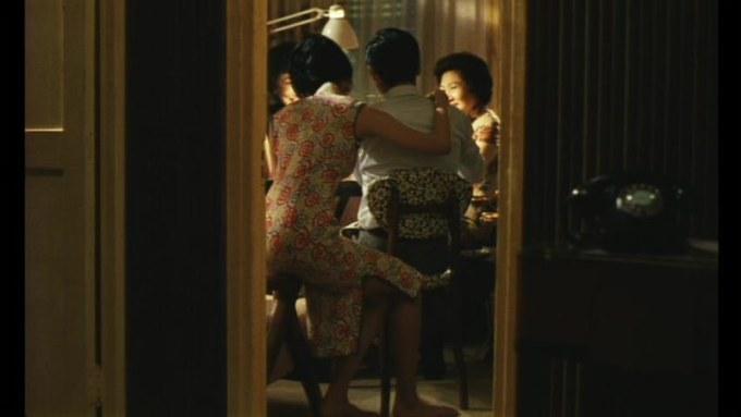 ウォン・カーウァイ 花様年華 / 王家衛 花樣年華 / Wong Kar-wai, in the mood for love (c) 2000 by Block 2 Pictures Inc.