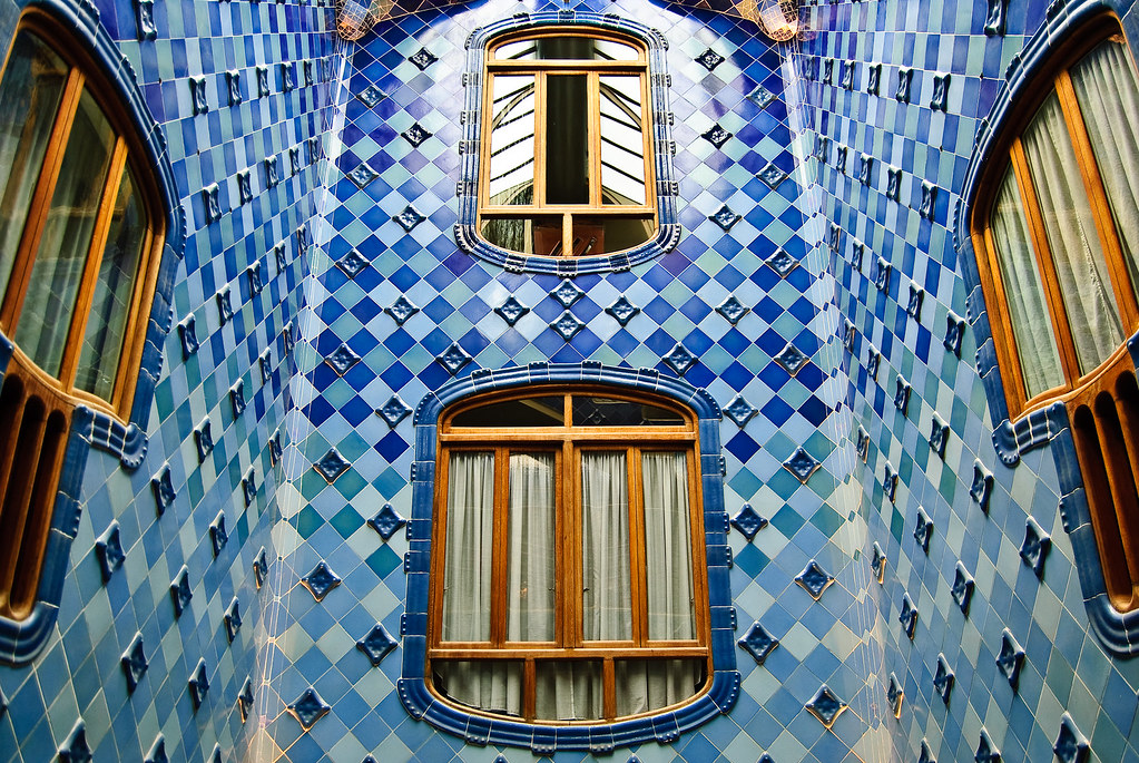The Interiors of Casa Batlló