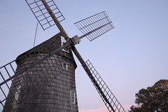 Hook Mill at Dusk