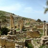 Cirene ciudad griega en Libia