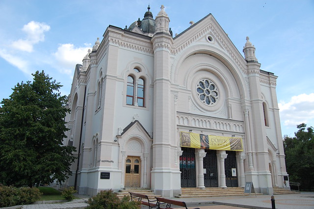 Szolnok Old Synagogue West View  Flickr  Photo Sharing