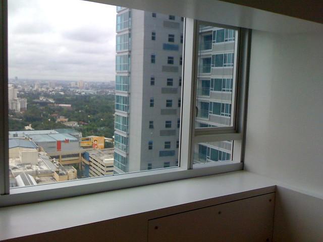 ledge view