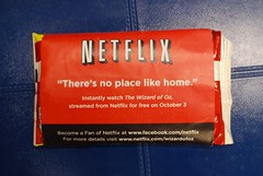 Netflix Popcorn Swag
