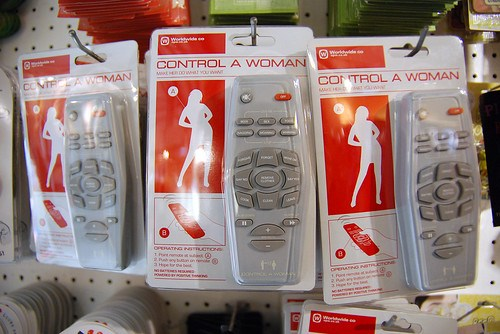 Sexist Remote Control @ Urban Outfitters
