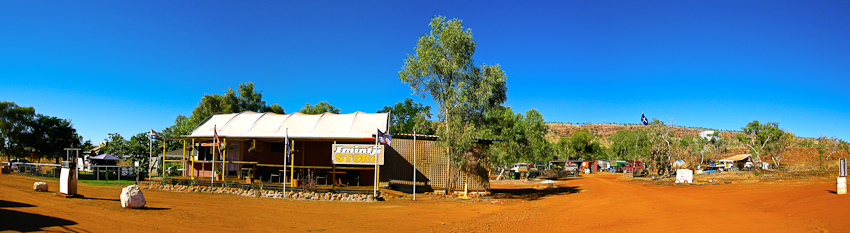 Ein Roadhouse auf der Gibb River Road