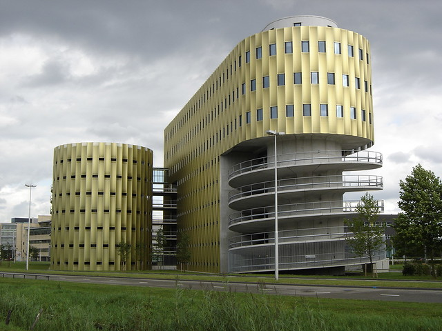 Utrecht De Cope Parking Garage and Office Building  Flickr  Photo Sharing