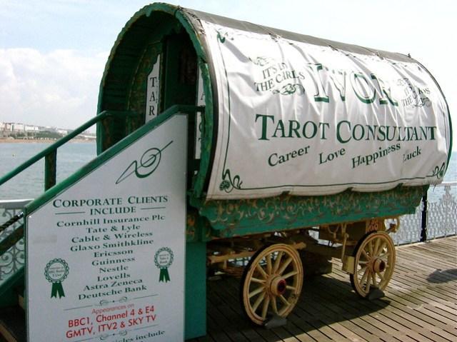Tarot Consultant