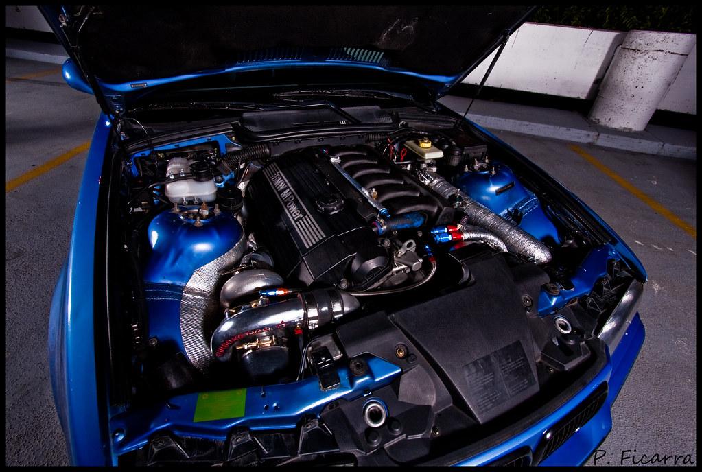 bmw m42 engine bay diagram