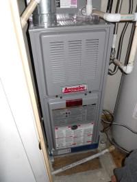 Upflow Gas Furnace | Flickr - Photo Sharing!