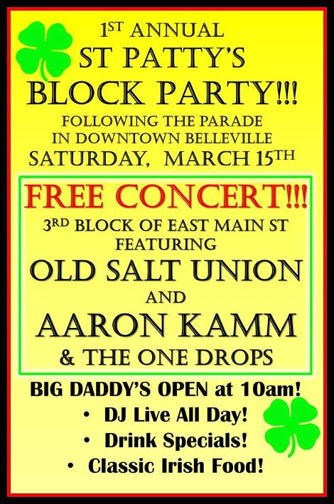 Block Party 3-15-14