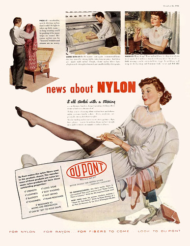 1948--DuPont-news-about-nylon