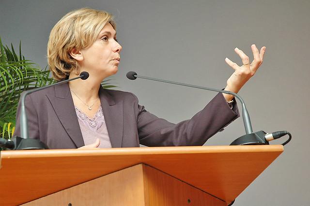 Valérie Pécresse @ Limoges