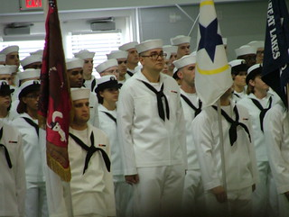 Navy Pass In Review July 17, 2009