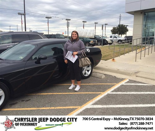 #HappyBirthday to Kylie Roos  from Perry Callan  and everyone at Dodge City of McKinney! by Dodge City McKinney Texas