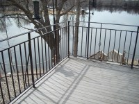 Metal Deck Railing | Flickr - Photo Sharing!
