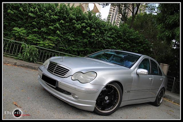 Mercedes Benz W203 C Class C200 | Flickr  Photo Sharing!