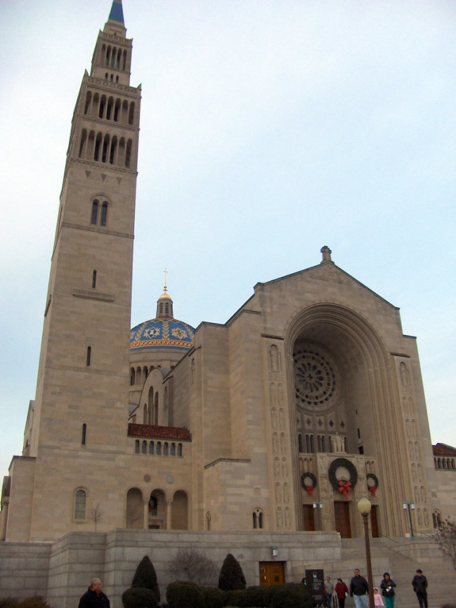 50 Photos Of Basilica Of The National Shrine Of The