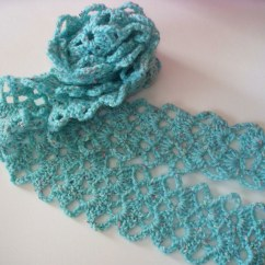 Russian Lace Crochet Scarf Diagram Club Car Golf Buggy Wiring From Vintage Pattern A Photo On