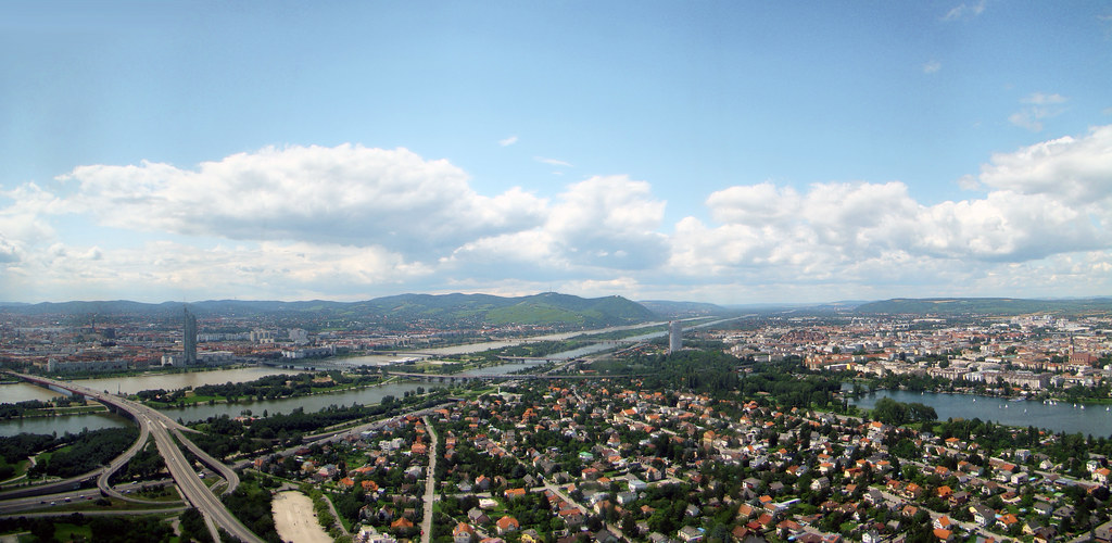 Vistas Panoramicas de Viena Austria 13