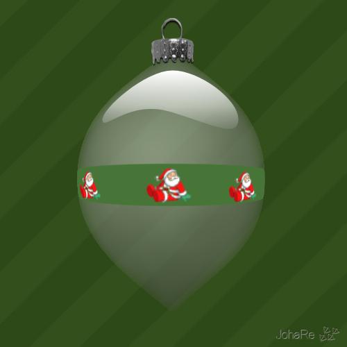 Christmas Ornament-series I