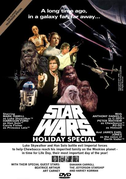 SW Holiday Special cover