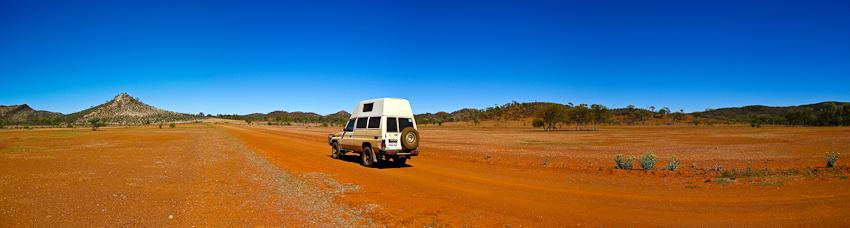 Ab nach Alice Springs
