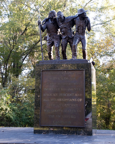 1st and 3rd Mississippi Memorial