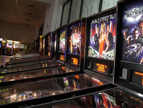 Pinball Hall of Fame photo
