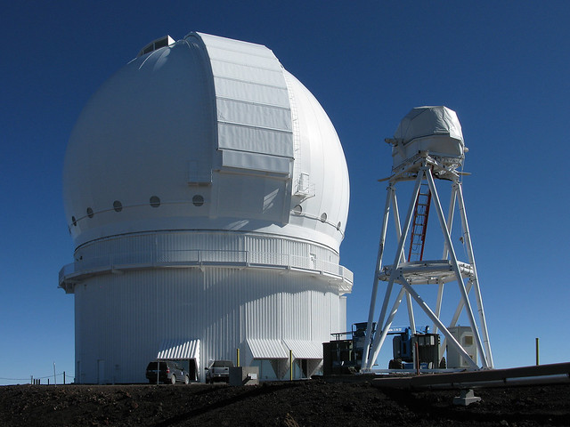 CFHT and the Mauna Kea Atmospheric Monitor