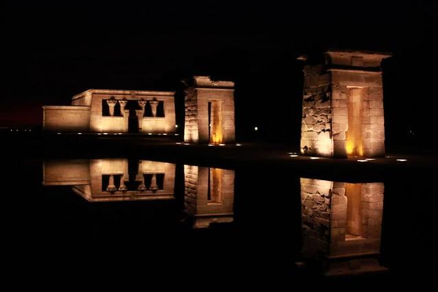 Templo Debod (II)