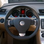 R36 Steering Wheel Installed Volkswagen Passat Forum