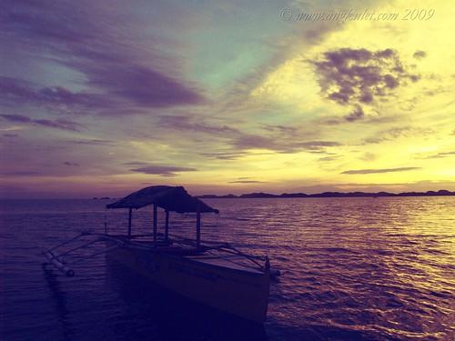 Sunrise in Alaminos, Pangasinan